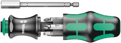 Bitssats Wera Kraftform Kompakt 28