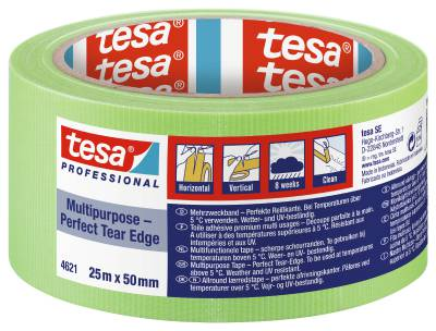 Multipurpose outdoor cloth tape Tesa 4621