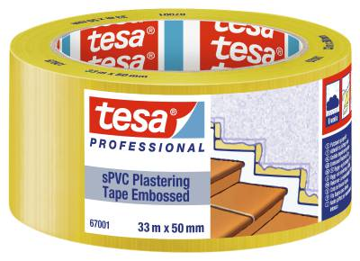sPVC Plastering Tape 67001 TESA