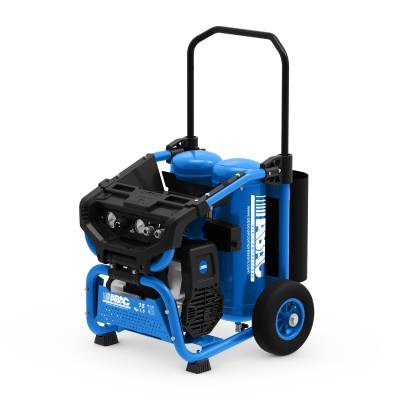 Construction compressor ABAC Go-Kart