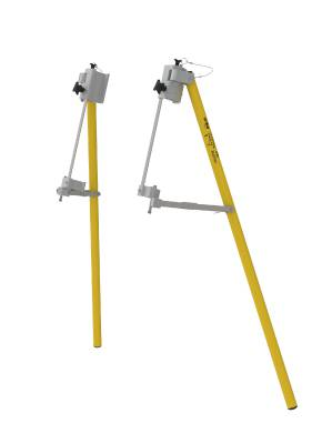 Safety legs for leaning ladders Wibe Ladders