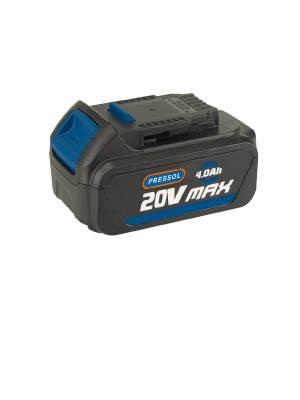 LI-IO battery-20 V-4000 mAh Pressol