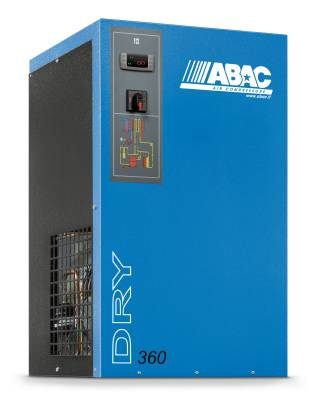 Refrigerant dryer ABAC Dry Series