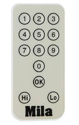 Remote control Mila
