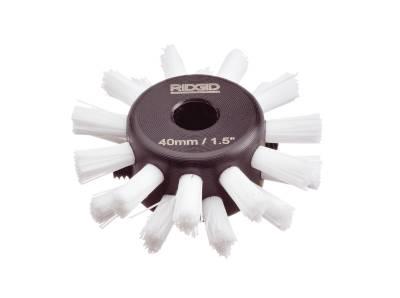 Rengöringsborstar av nylon för FlexShaft Ridgid