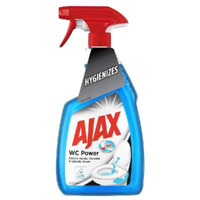 Ajax WC Power Spray 0.75 L Ajax