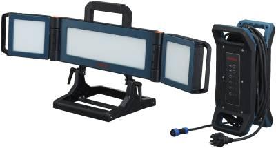 Arbetslampa Vapor 20000 App & Sensor Mareld