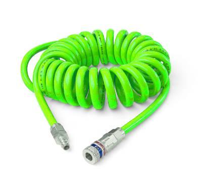 Spiralslang Hi-Vis med eSafe-koppling 310 Cejn