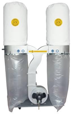 Stationär spånutsug L&N LDC 300
