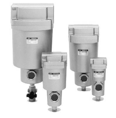 Water separators SMC AMG
