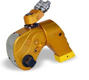 Hydraulic torque wrench WREN ATW with square thread