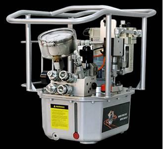 Hydraulic pump Wren LP3 double-acting pneumatic