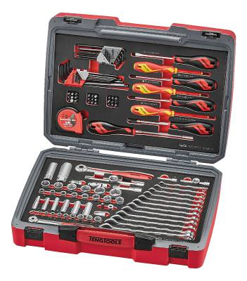 Verktygssats Teng Tools TC-6TE01