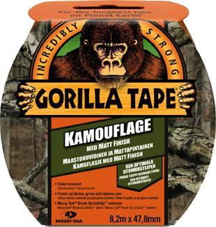 Extra stark vävtejp Gorilla