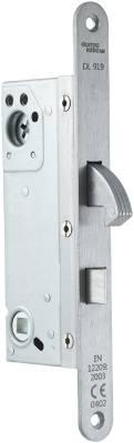 Lock housing 7410 outer door STRUKTUR