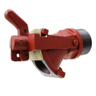 DRUM TAP 2' MADE OF CAST IRON GERM