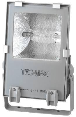 Metallhalogenstrålkastare 70W/150W