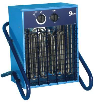 Fan heater VF 9B 9 kW El-Björn