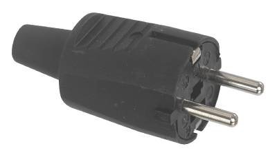 Plug with break-in protection Grunda
