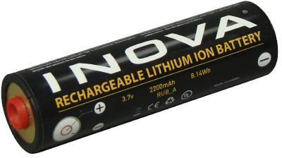 Batteri till Inova T4R