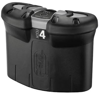 Uppladdningsbart batteri ACCU 4 Petzl Ultra