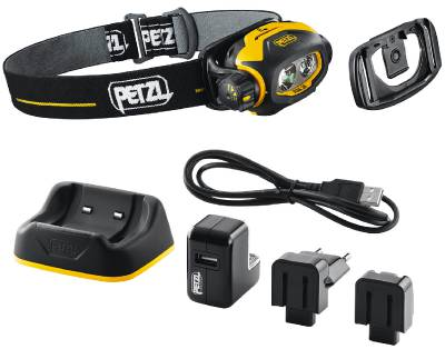 Pannlampa Petzl Pixa 3R
