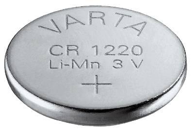 Knappceller litium