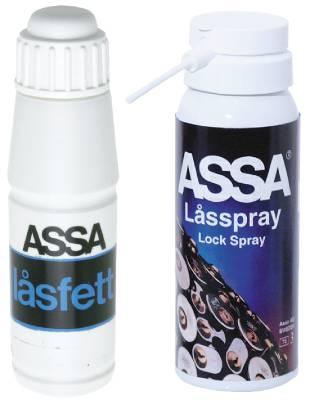 Låsfett ASSA