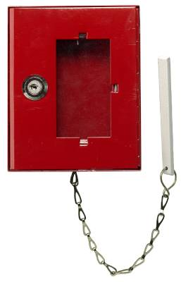 Emergency key cabinet N K 1, N K 1J