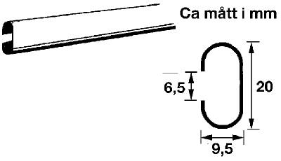C-rail Gardinia