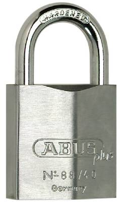 Padlock ABUS Prestige 88/40, 88/50, security class/grade 1, 2