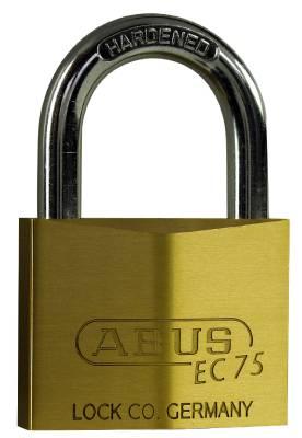 Padlock ABUS EC 75, security class/grade 1, 2