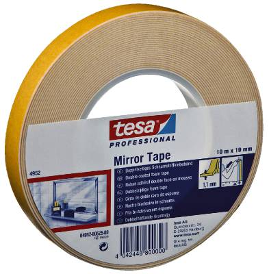 Installation tape double-sided tesa 4952, 55732, 55733