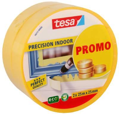 Maskeringstejp tesa Precision Indoor 56212 Bonuspack