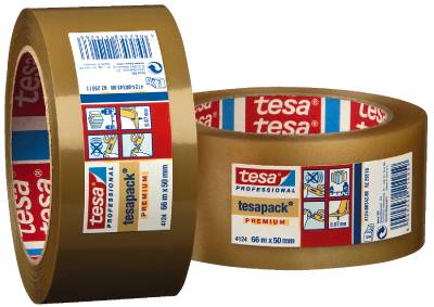 Packing tape PVC tesa 4124