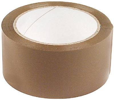 Packing tape PP low noise ETAB 543