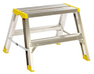 Trestle Wibe Ladders 55AB Prof