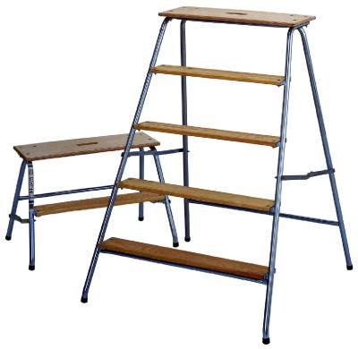 Painter's Trestle Wibe Ladders Prof