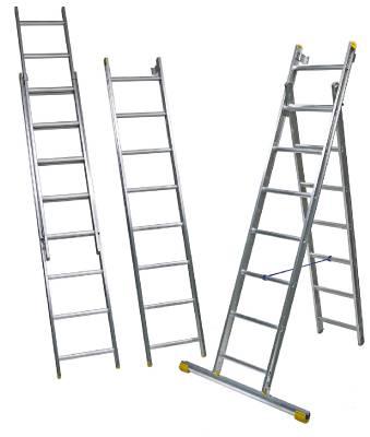 Modulstege Wibe Ladders Prof