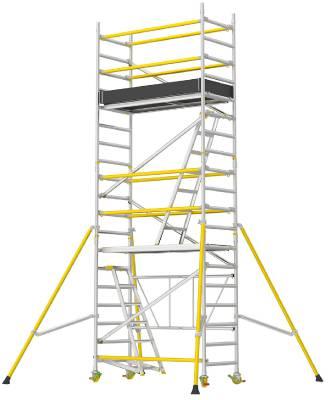 Hantverkarställning Wibe Ladders FT-750XR