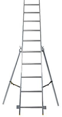 Stödben för klätterstegar Wibe Ladders
