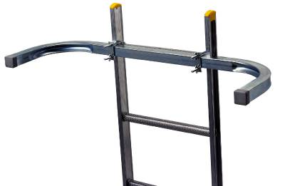 Toppstöd till stegar Wibe Ladders