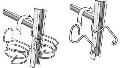 Målarburkshållare Set Wibe Ladders