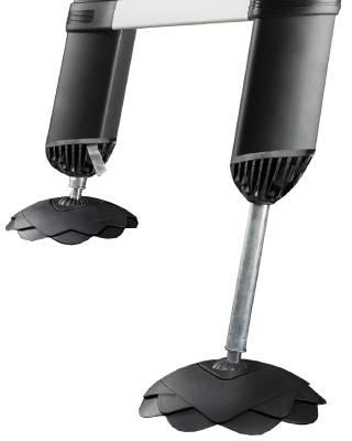 Safety feet Telesteps Prime