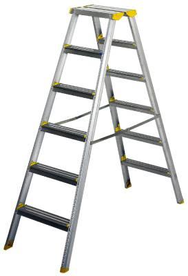 Trappstege Wibe Ladders 55D Dubbel Prof