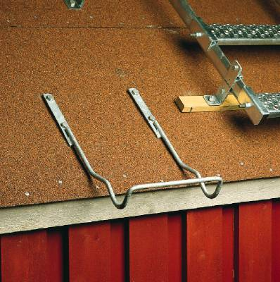 Glidskydd för lös stege Wibe Ladders