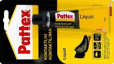 Kontaktlim Pattex Liquid 50 g
