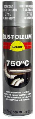 Värmebeständig färg Rust-Oleum 750 grader