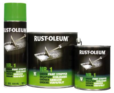 Färglösare Green Paint Stripper Rust-Oleum