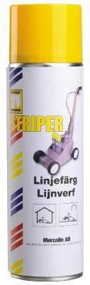 Linjemarkeringsfärg Mercalin Striper